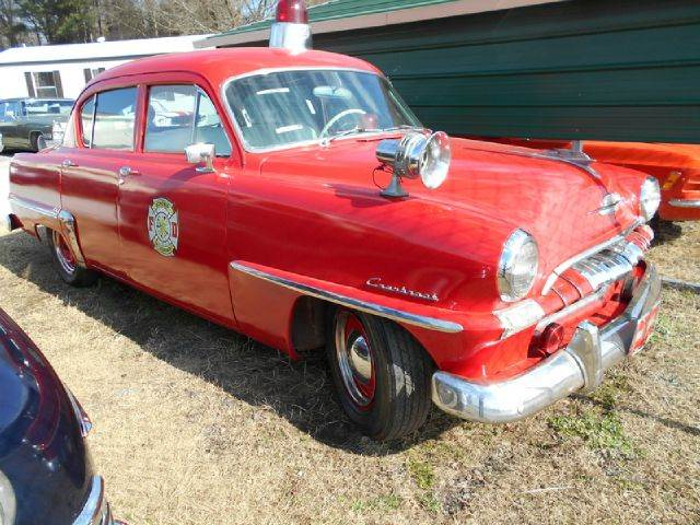 1953 plymouth cranbrook in gray court sc classic cars of south carolina. Black Bedroom Furniture Sets. Home Design Ideas
