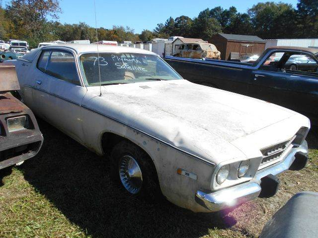1973 plymouth satellite sebring in gray court sc classic cars of south carolina. Black Bedroom Furniture Sets. Home Design Ideas