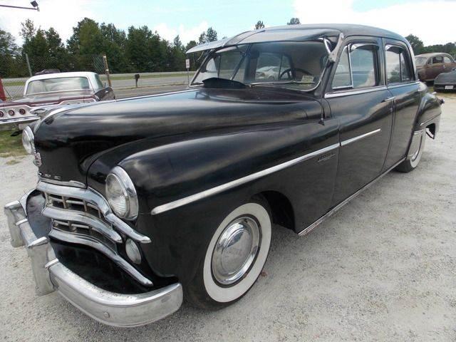1949 dodge coronet 4 door in gray court sc classic cars of south carolina. Black Bedroom Furniture Sets. Home Design Ideas