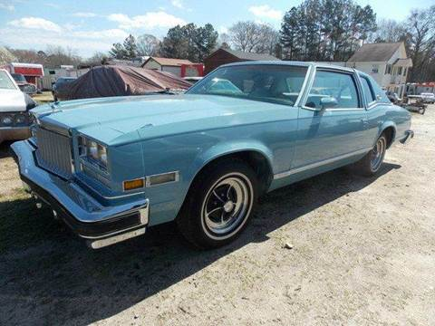 1977 Buick Riviera for sale in Gray Court, SC
