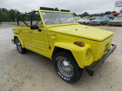 1974 Volkswagen Thing for sale in Gray Court, SC