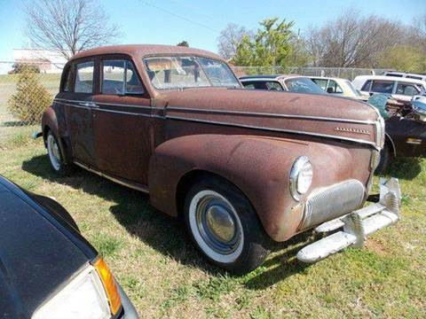 1941 Studebaker Commander for sale in Gray Court, SC