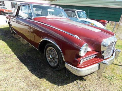 1963 Studebaker Hawk for sale in Gray Court, SC