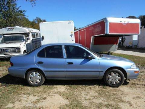1996 GEO Prizm for sale in Gray Court, SC