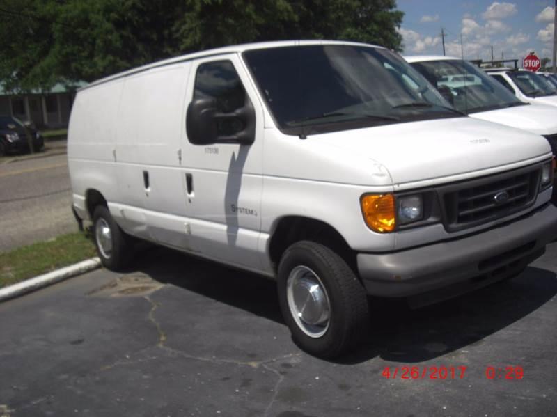 2006 Ford E-Series Cargo E-250 3dr Van - North Charleston SC