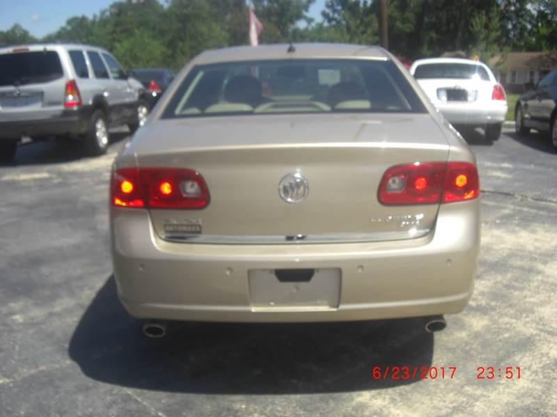 2006 Buick Lucerne CXS 4dr Sedan - North Charleston SC