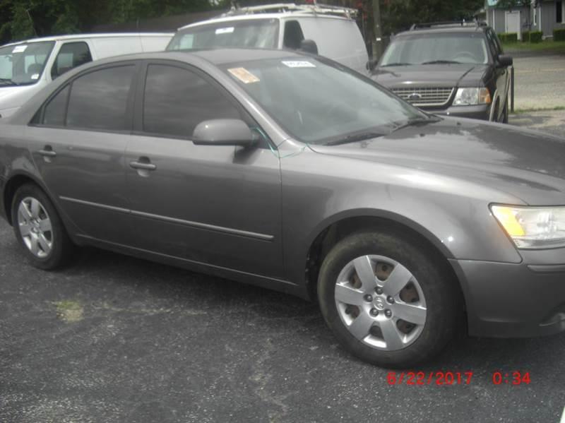 2009 Hyundai Sonata GLS 4dr Sedan - North Charleston SC