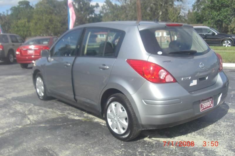 2009 Nissan Versa 1 8 S 4dr Hatchback 4a In North Charleston Sc