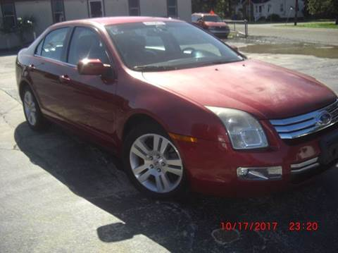 2006 Ford Fusion for sale in North Charleston, SC