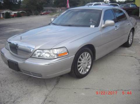 2003 Lincoln Town Car for sale in North Charleston, SC