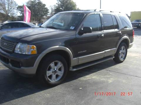 2005 Ford Explorer for sale in North Charleston, SC