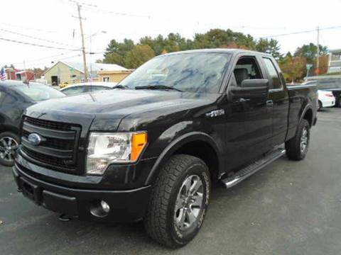2014 Ford F-150 for sale in Bellingham, MA