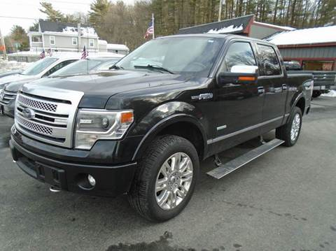 2013 Ford F-150 for sale in Bellingham, MA