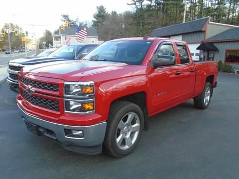 2015 Chevrolet Silverado 1500 for sale in Bellingham, MA