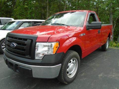 2012 Ford F-150 for sale in Bellingham, MA