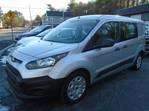 2015 Ford Transit Connect Cargo for sale in Bellingham, MA