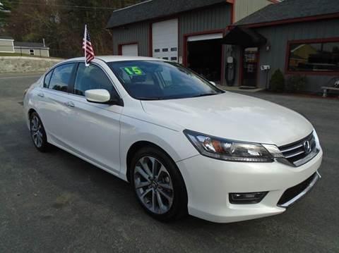 2015 Honda Accord for sale in Bellingham, MA