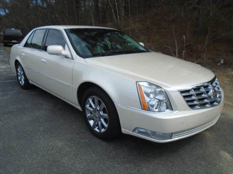 2008 Cadillac DTS for sale in Bellingham, MA