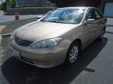 2005 Toyota Camry for sale in Bellingham, MA