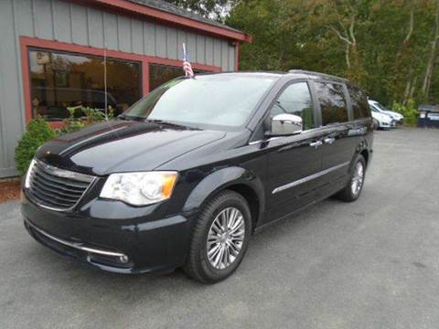 2014 Chrysler Town and Country for sale in Bellingham, MA