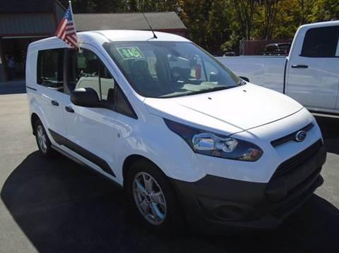 2016 Ford Transit Connect Cargo for sale in Bellingham, MA