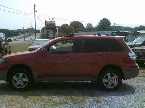 2003 Mitsubishi Outlander for sale in Maryville, TN