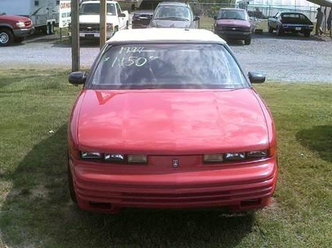 Maryville Auto Sales >> 1994 Oldsmobile Cutlass Supreme For Sale - Carsforsale.com
