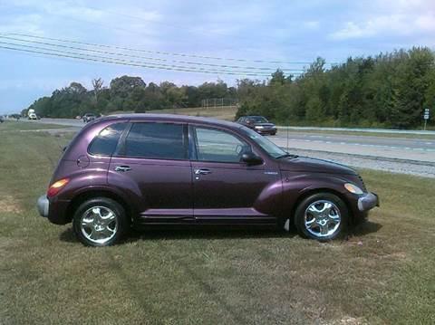 2001 Chrysler PT Cruiser for sale in Maryville, TN