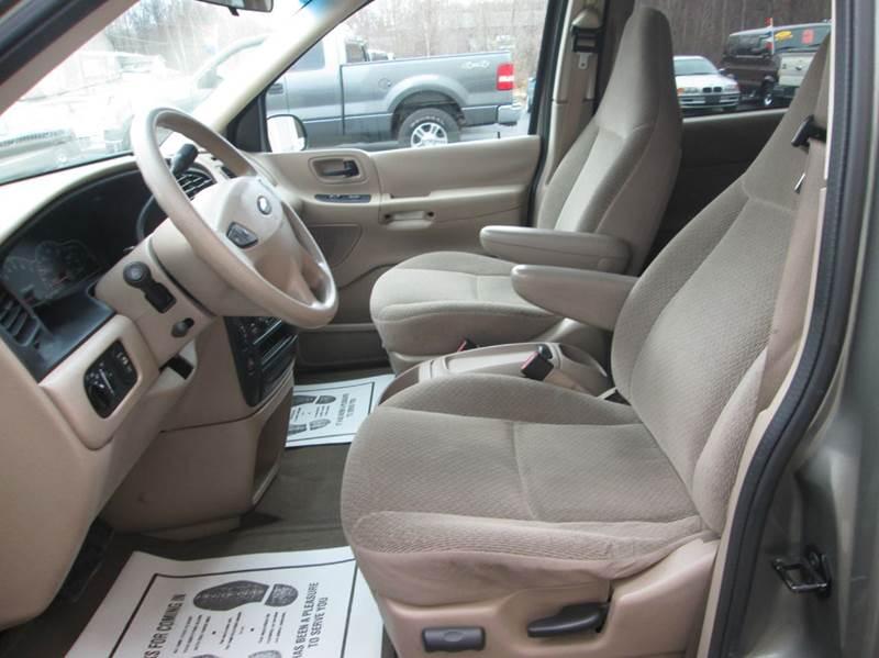 2002 Ford Windstar LX 4dr Mini-Van - Hazleton PA