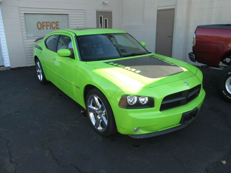 2007 Dodge Charger RT 4dr Sedan - Hazleton PA