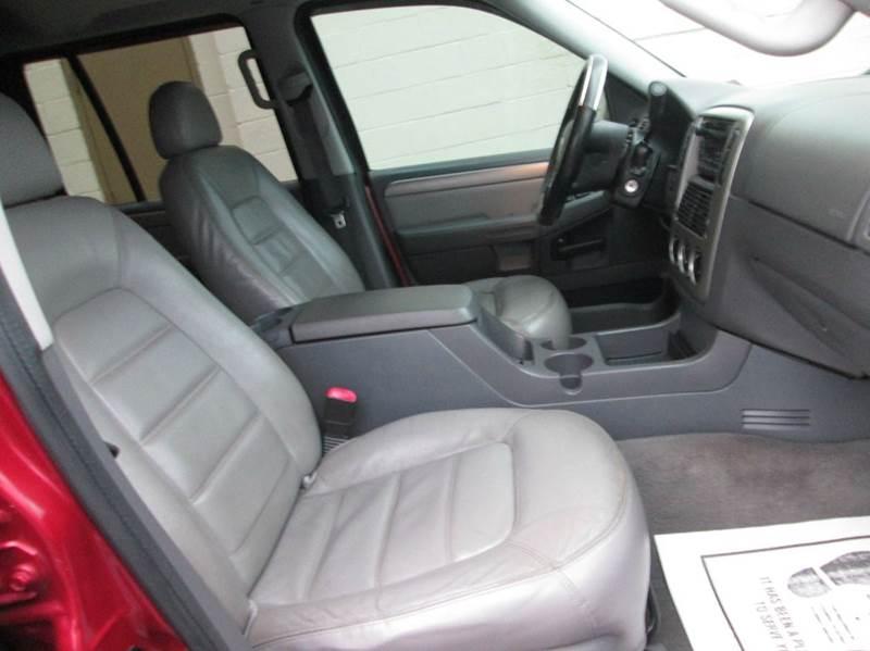 2004 Ford Explorer 4dr XLT 4WD SUV - Hazleton PA