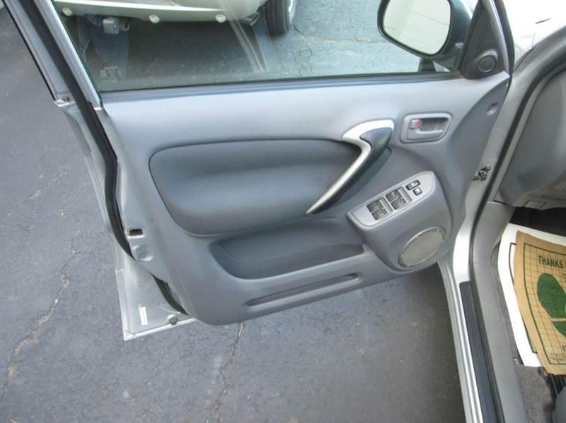 2002 Toyota RAV4 AWD 4dr SUV - Hazleton PA