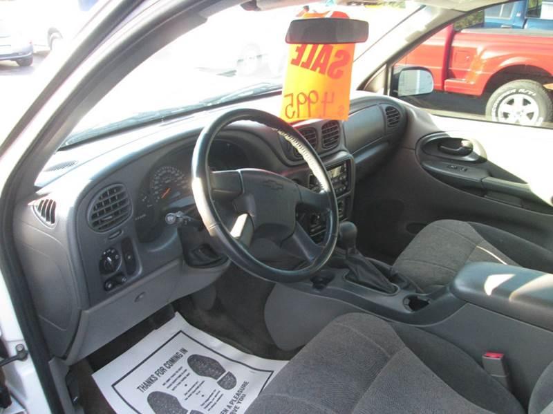 2003 Chevrolet TrailBlazer LT 4WD 4dr SUV - Hazleton PA