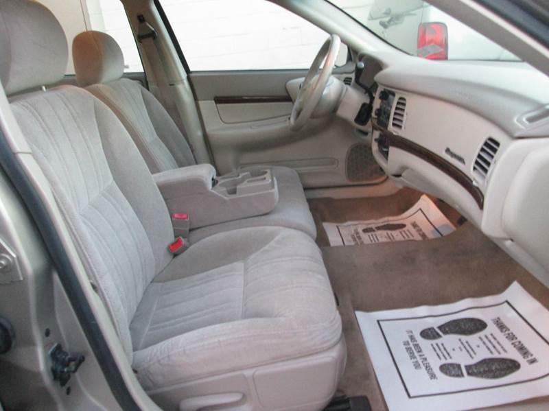 2001 Chevrolet Impala 4dr Sedan - Hazleton PA
