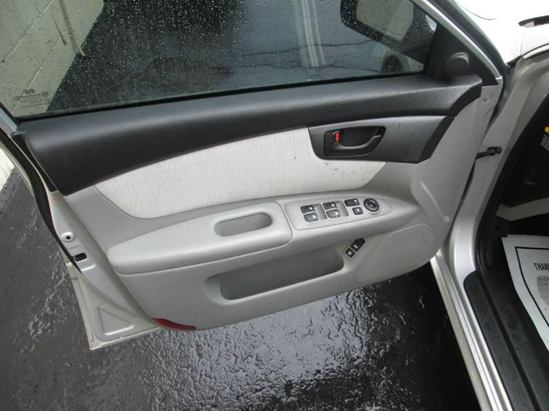 2010 Kia Optima LX 4dr Sedan (I4 5A) - Hazleton PA