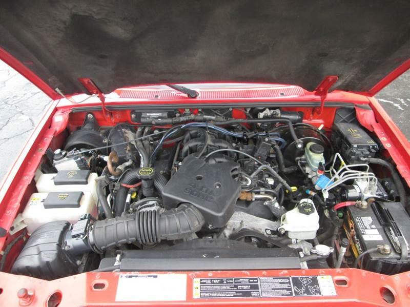 2001 Ford Ranger 4dr SuperCab XLT 4WD Flareside SB - Hazleton PA
