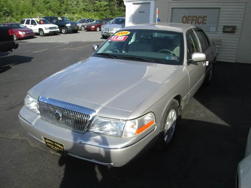 2005 Mercury Grand Marquis LS Premium 4dr Sedan - Hazleton PA