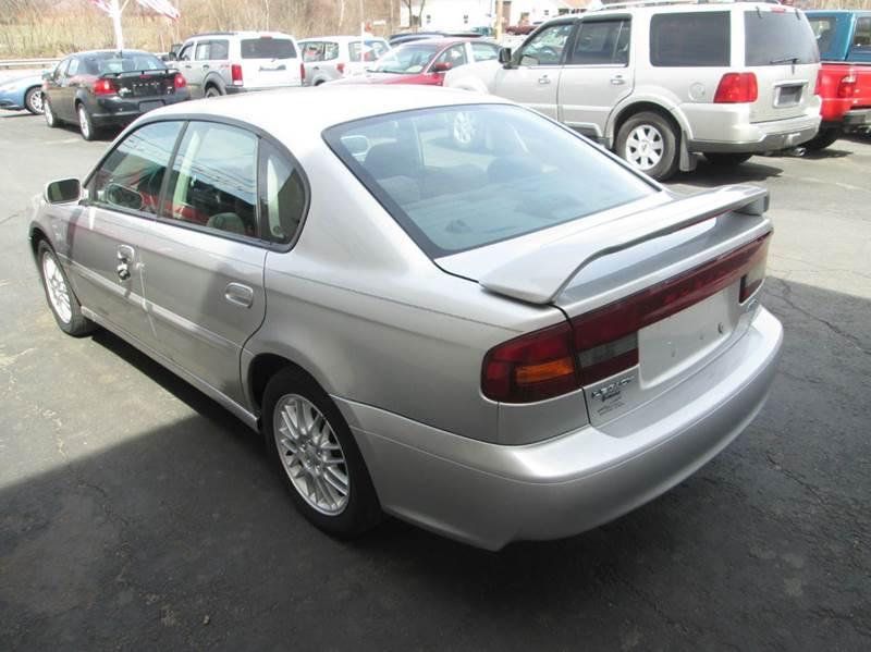 2003 Subaru Legacy AWD L 4dr Sedan - Hazleton PA