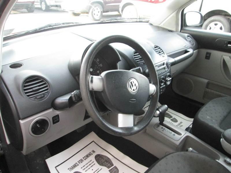 2001 Volkswagen New Beetle GLS 2dr Hatchback - Hazleton PA