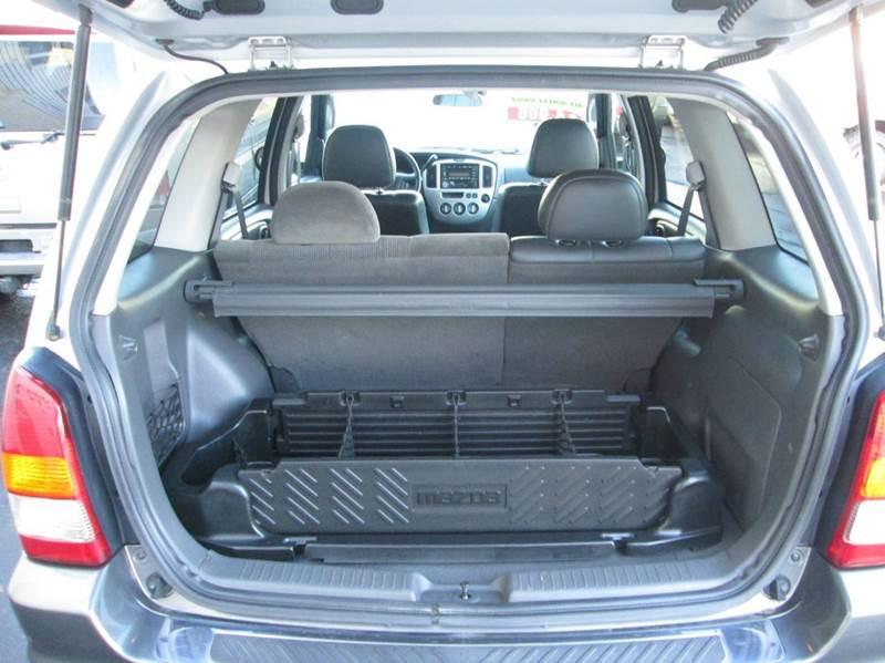 2004 Mazda Tribute ES-V6 4WD 4dr SUV - Hazleton PA