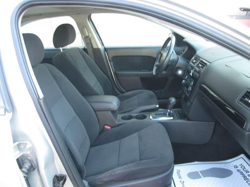 2008 Ford Fusion AWD V6 SEL 4dr Sedan - Hazleton PA