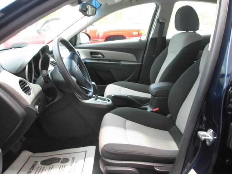 2011 Chevrolet Cruze LS 4dr Sedan - Hazleton PA