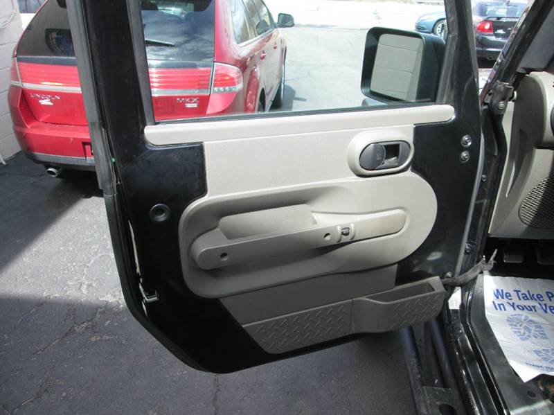 2009 Jeep Wrangler 4x4 Rubicon 2dr SUV w/ Front Side Airbags - Hazleton PA