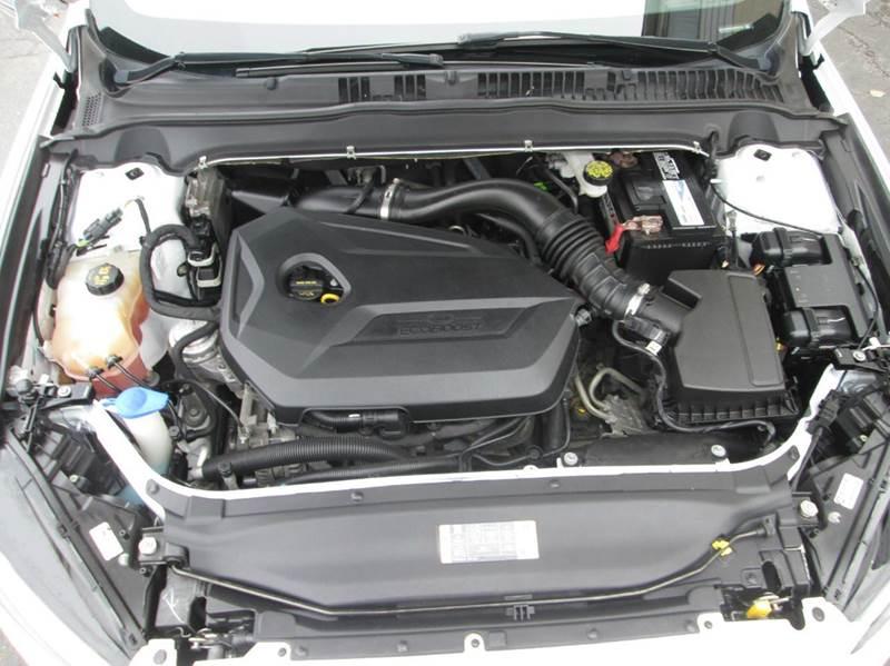2013 Ford Fusion SE 4dr Sedan - Hazleton PA