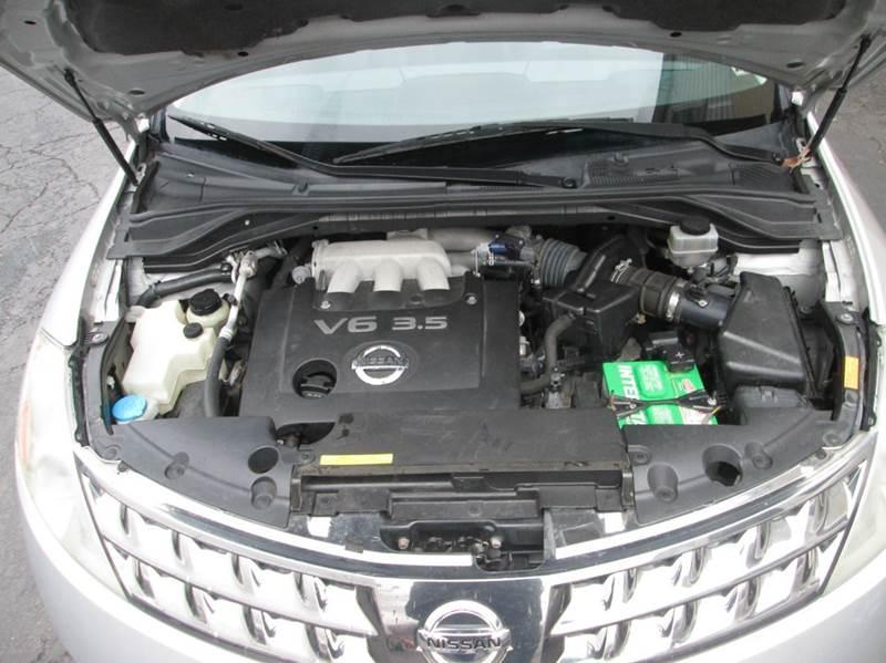 2007 Nissan Murano AWD SL 4dr SUV - Hazleton PA