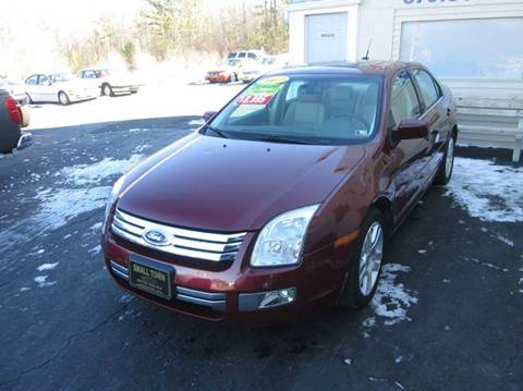 2007 ford fusion for sale pennsylvania. Black Bedroom Furniture Sets. Home Design Ideas