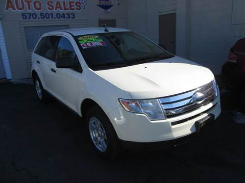 2008 Ford Edge for sale in Hazleton, PA