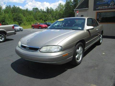 1999 chevrolet monte carlo for sale in mississippi. Black Bedroom Furniture Sets. Home Design Ideas
