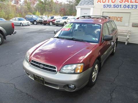 2002 Subaru Outback for sale in Hazleton, PA