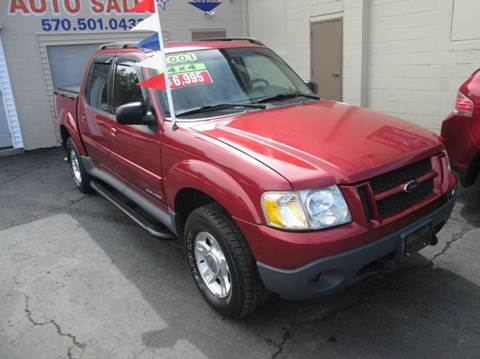 2001 Ford Explorer Sport Trac